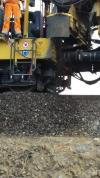 Megnéztük hogyan épül a vasút Ebes-Debrecen között