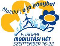 Mozdulj a jó irányba! - Európai Mobilitási Hét programsorozat