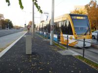Új buszmegálló a Böszörményi úton