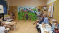 Játékos közlekedés! - Diákok rajzai díszítik a Sípos Utcai Óvoda falait