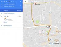 A debreceni helyi menetrend is felkerült a Google Maps-re