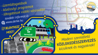 Közlekedésszervezési tréningsorozat, üzemlátogatással és pályaválasztási tanácsadással